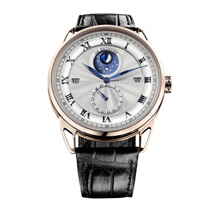 DB25 Moonphase Perpetual Calendar