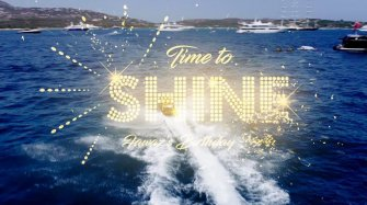 Time to shine in Porto Cervo 2017  People and interviews