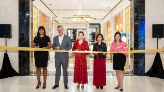 Boutique reopening in Macau Retail