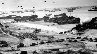 6 June 1944: the watch landings