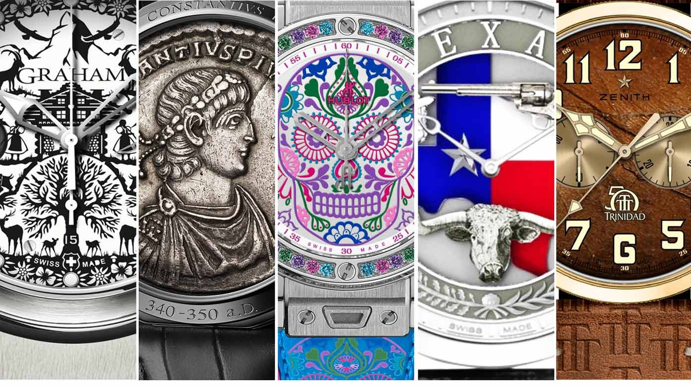 Culture - Did You Say Ethno-Watchmaking?