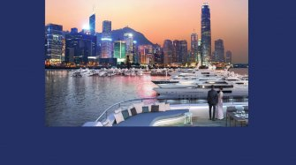 GMT XXL at the Hong Kong Yacht Show Exhibitions