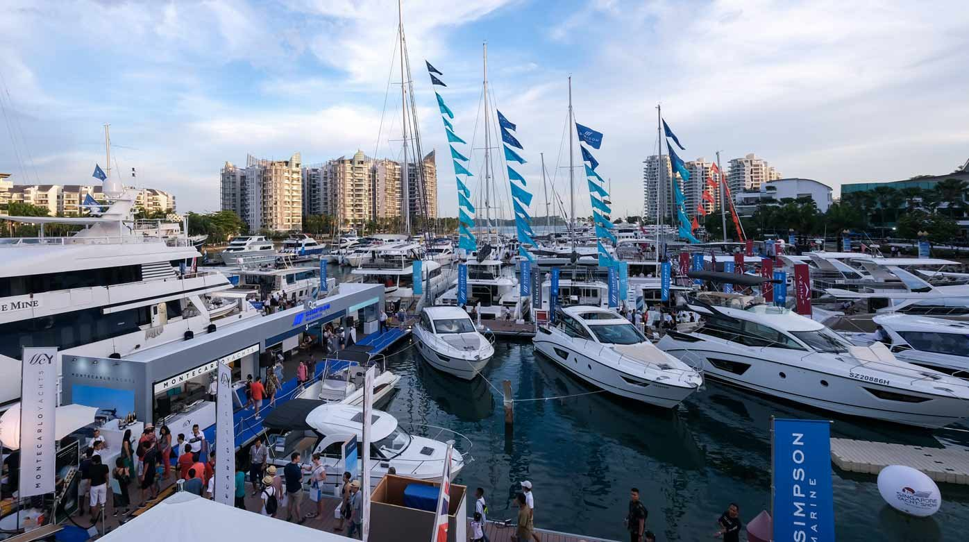 GMT XXL World - Singapore Yacht Show 2020: New Dates and New Format