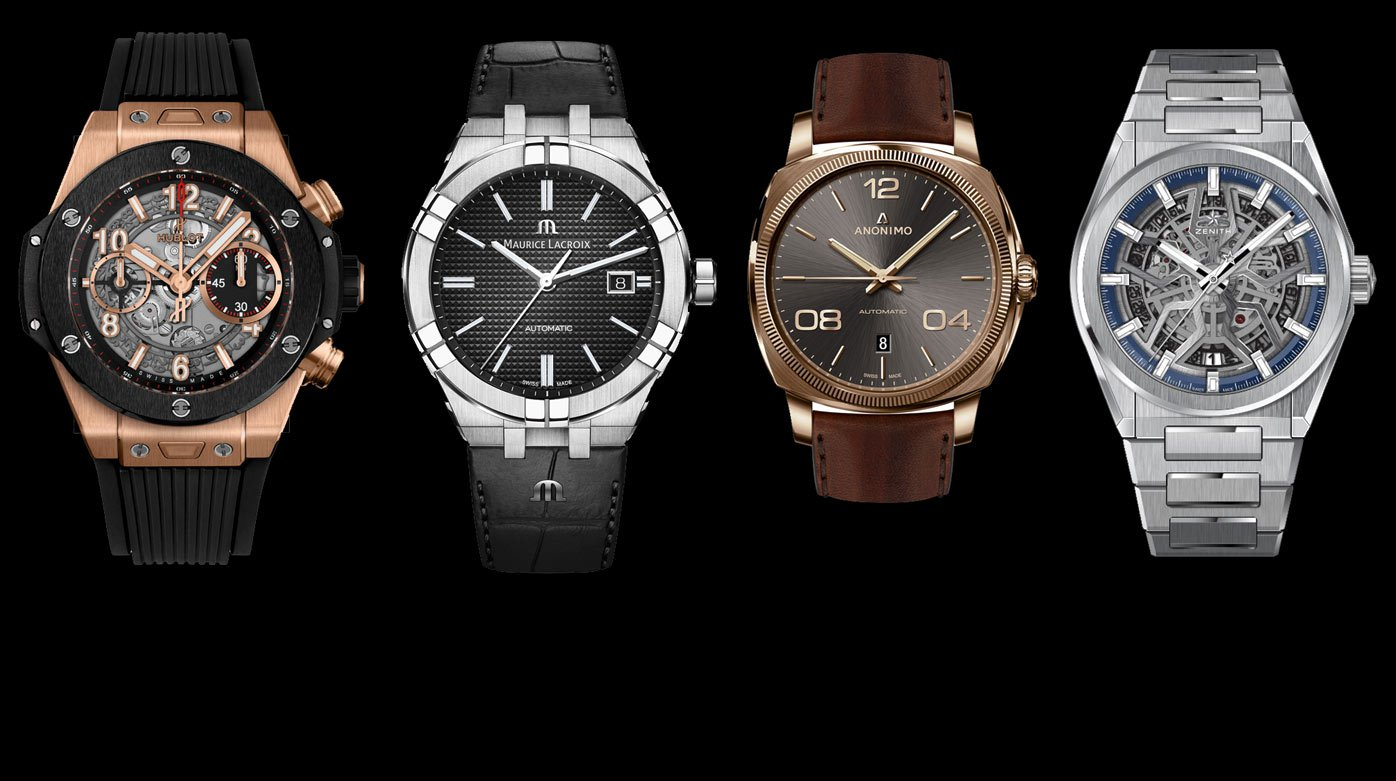 Downsizing - Are watches getting smaller?