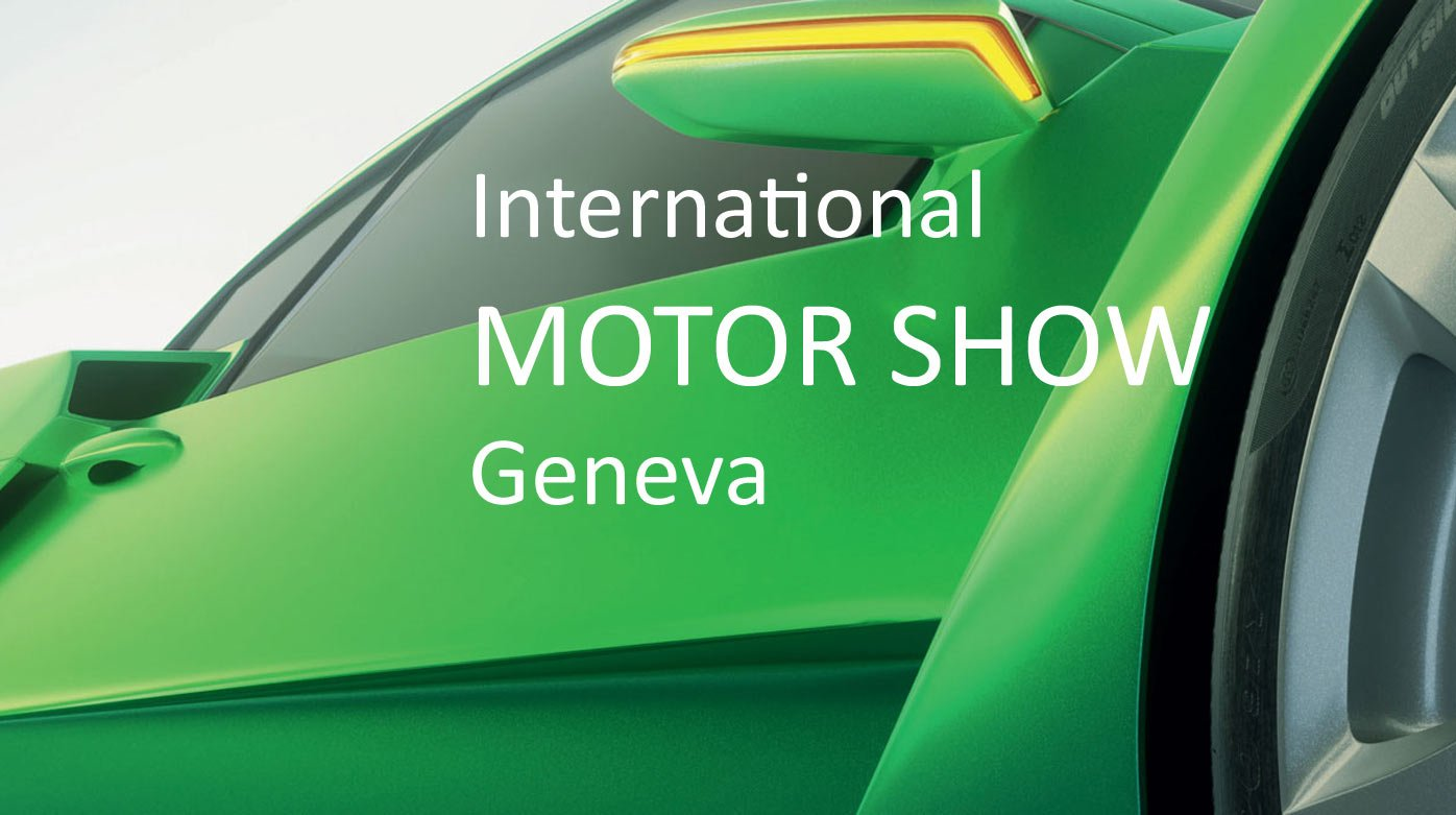 Cars & watches - News from the Geneva Motor Show