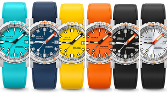 The Doxa SUB 300T Conquistador revisited Trends and style