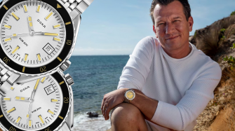 Ten Minutes With Jan Edöcs: Discover The Man Behind Doxa