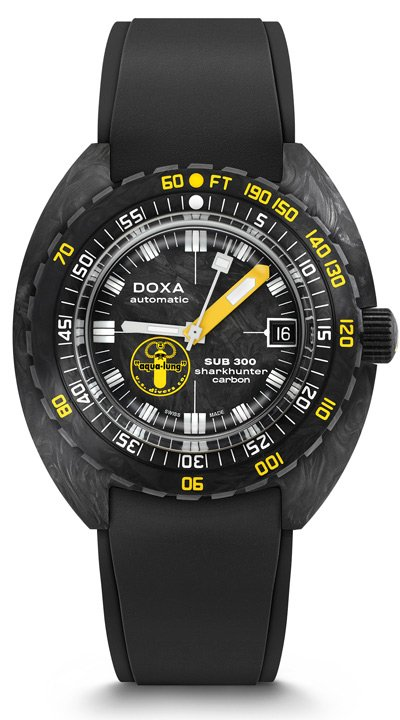 Doxa – Within the huge blue with Doxa – Developments and elegance