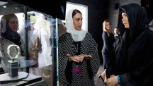 The Growing Sect of Women Watch Collectors of Dubai