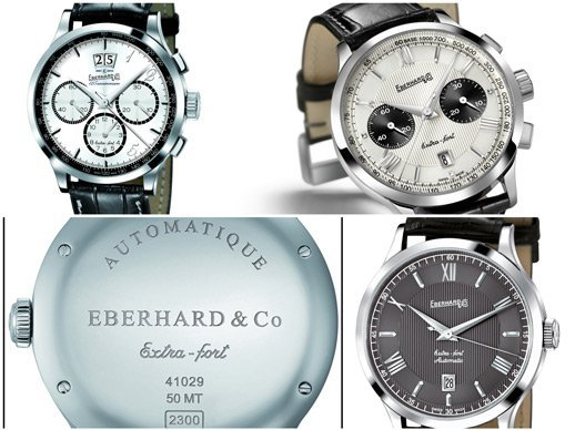 Eberhard & Co. - La saga Extra-fort