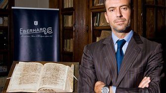 Baselworld 2014 : interview with Mario Peserico, General Manager People and interviews