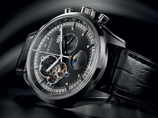Zenith - Two iconic signatures