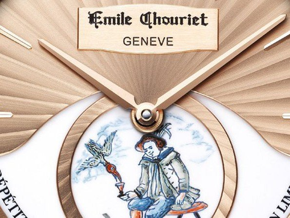 Emile Chouriet - A fine history to (re)build