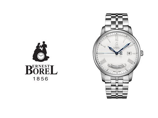 Competition - Win an Ernest Borel watch