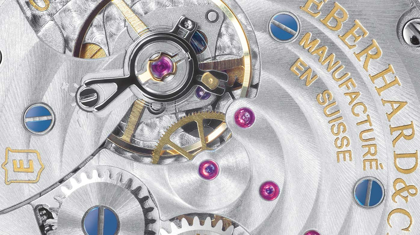 Eberhard & Co. - First glimpse of the EB 140 movement