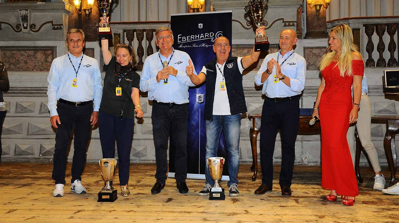 Eberhard & Co. - Official Timer and Partner of the Nuvolari Grand Prix