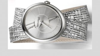 A new silver coloured strap for the Gilda Trends and style