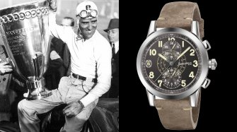 Tazio Nuvolari Legend Trends and style
