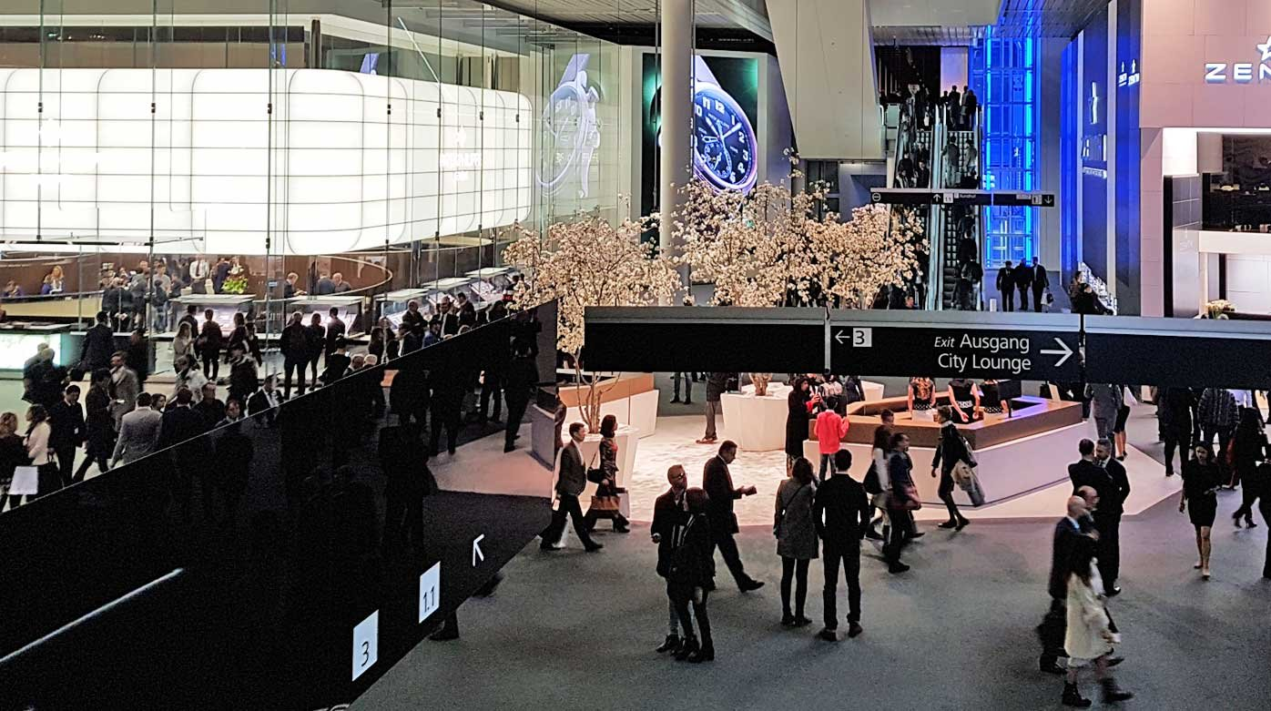 Editorial - Give Baselworld a break!