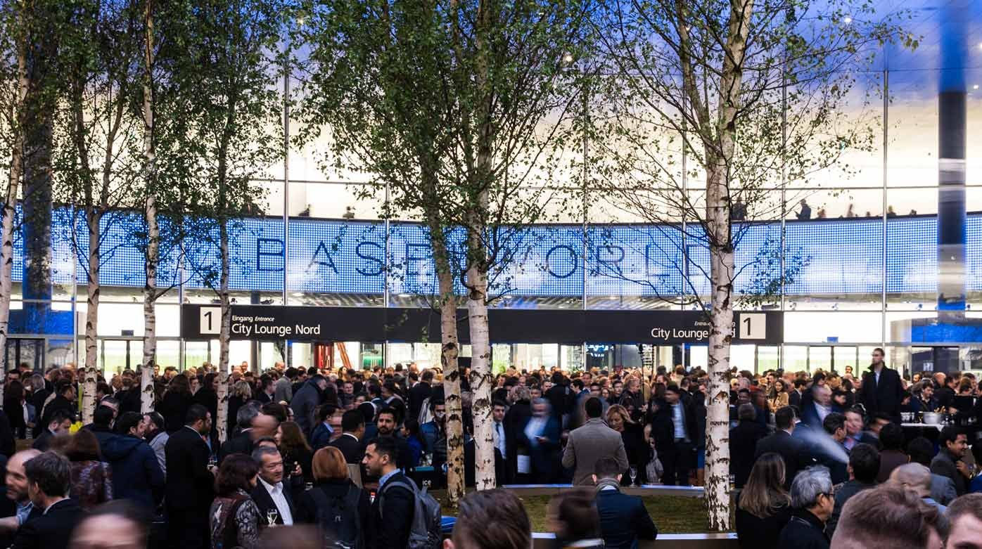 Editorial - Real-time – the watchword for Baselworld 2018