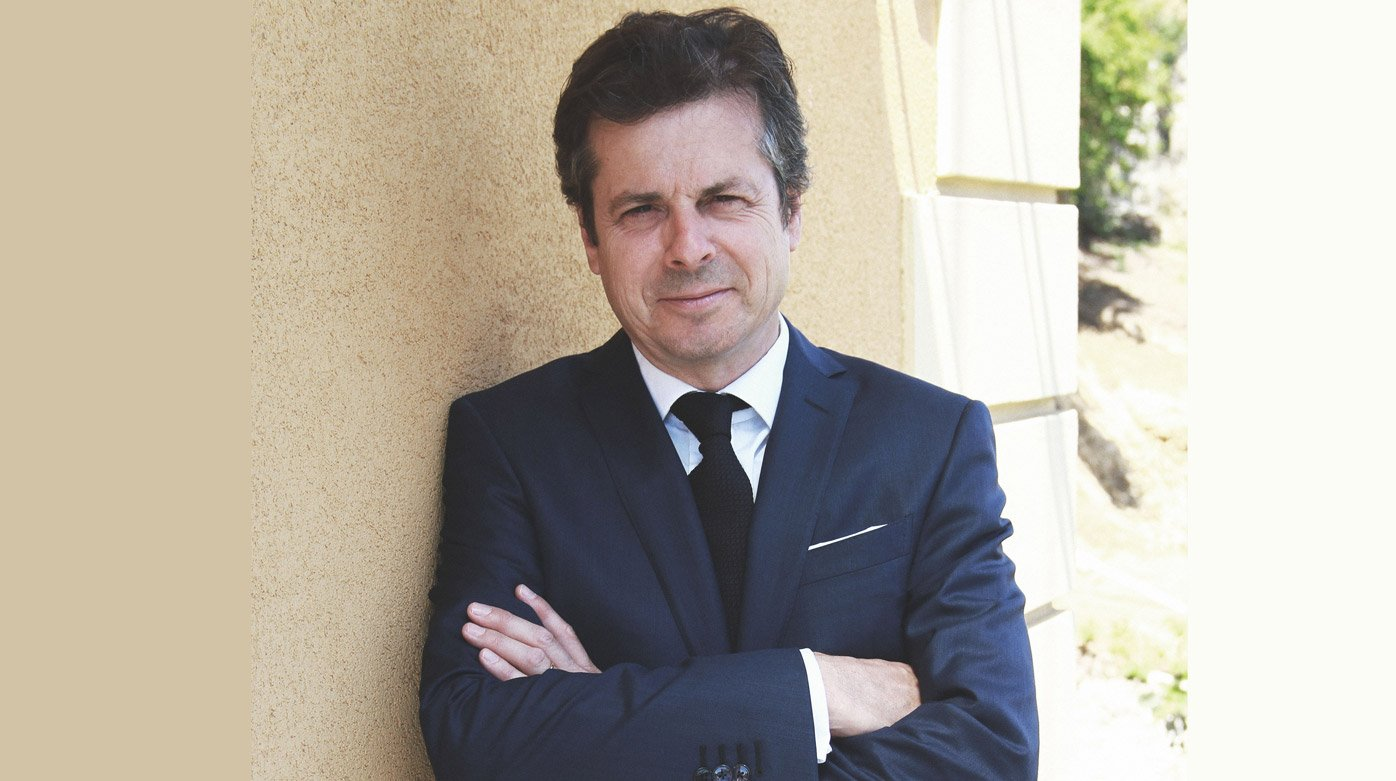 Edito - Interview exclusive du nouveau CEO de Corum, Jérôme Biard