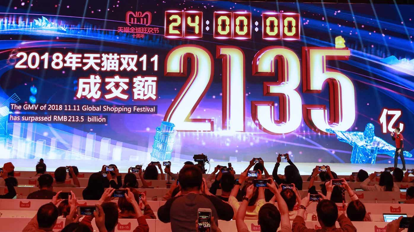 Editorial - Lessons from China's Singles Day