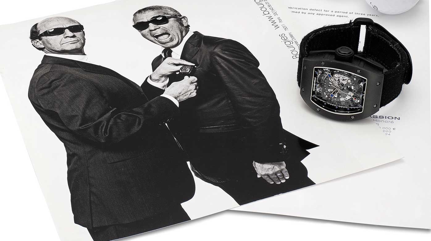 Editorial - An exciting watch auction for collectors