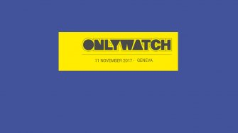 Only Watch 2017 – first glimpse Industry News