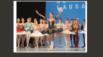 Prix de Lausanne 2018 Arts and culture