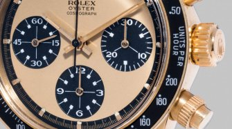 Phillips achieves CHF 32.6 million during the Geneva Watch Auction