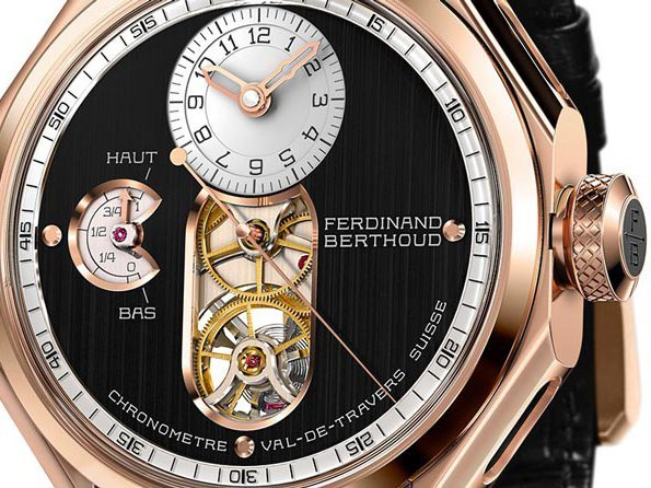 Ferdinand Berthoud - Video. Chronometer FB 1