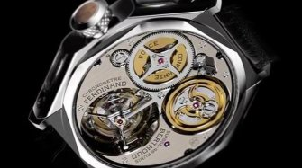 Video. Chronométrie Trends and style