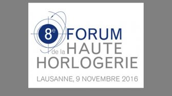 8th Forum de la Haute Horlogerie – The Age of Transitions