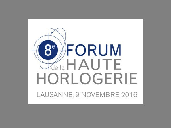 Fondation de la Haute Horlogerie - 8th Forum de la Haute Horlogerie – Age of Transitions