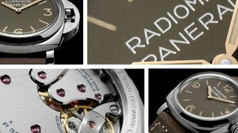 Radiomir 1940 3 Days & Luminor 1950 3 Days Acciaio – 47mm Trends and style