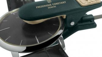 Frédérique Constant Analytics device