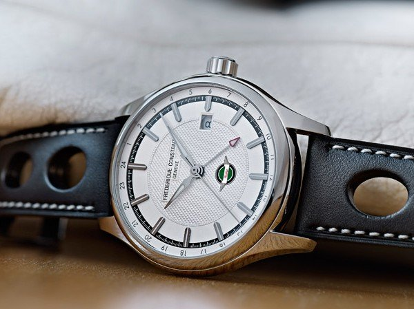 Frédérique Constant - Healey GMT 24H Collection - Trends and style ... 81f980a831