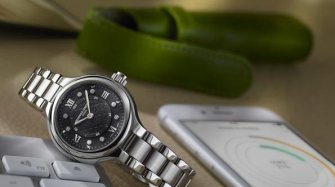 Horological Smartwatch for women