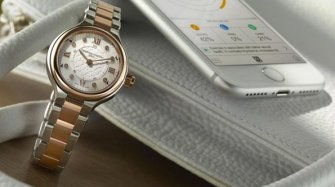 Video. Ladies Horological Smartwatch