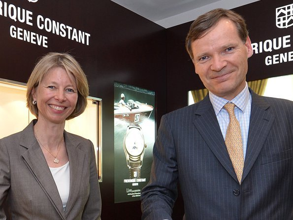 Frédérique Constant - Aletta and Peter Stas sell their watch brands to Citizen