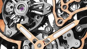 Baselworld 2014: A lesson in skeletonisation Innovation and technology