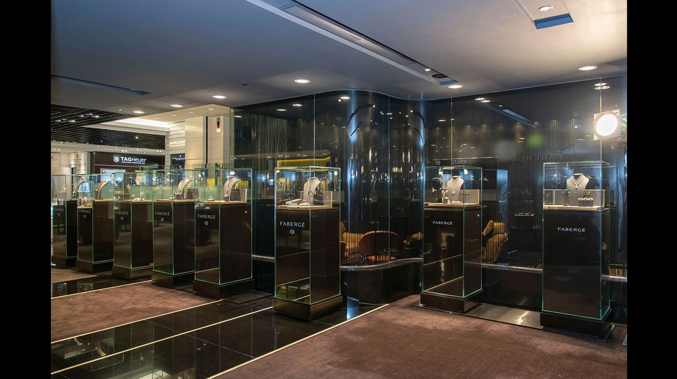 Fabergé - Luxury Watch & Fine Jewellery unveiled in Hong Kong