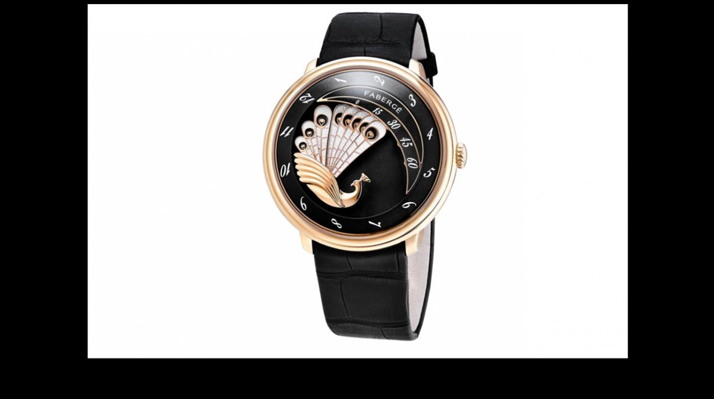 Fabergé - On the wings of time