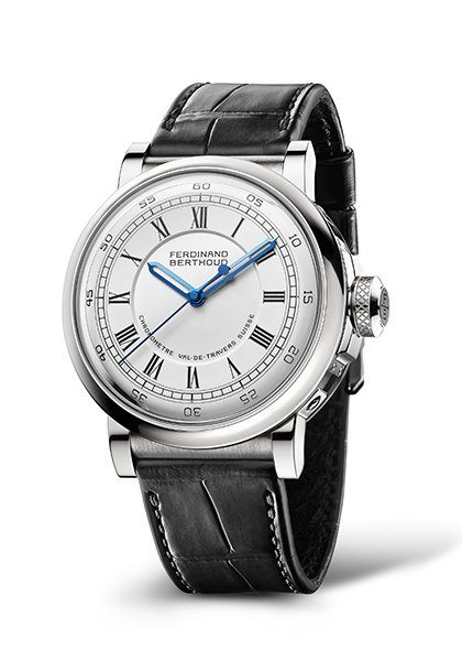 The Remontoir d'Egalité At The Heart Of The Chronometry