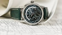 Classic Worldtimer Manufacture