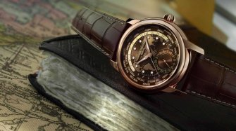 Classic Worldtimer Manufacture Trends and style