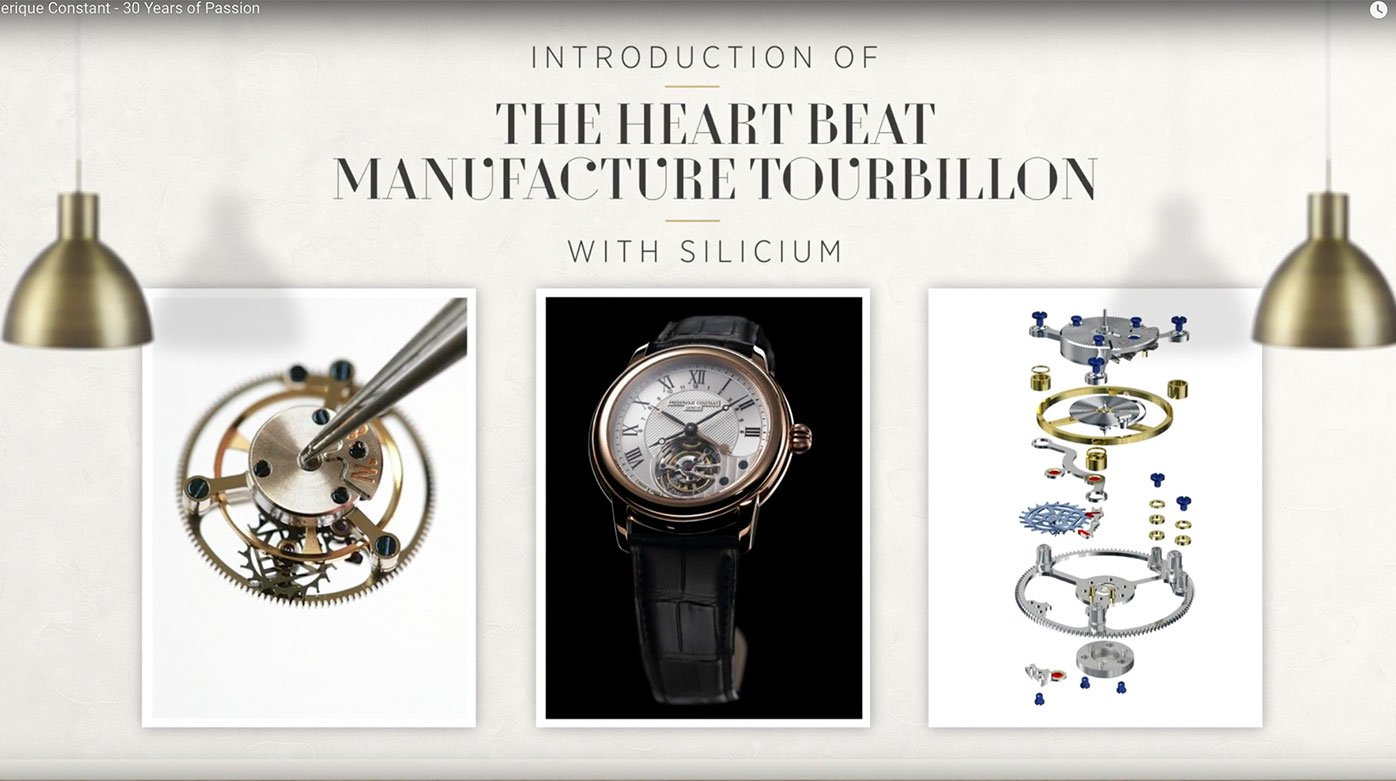 Frederique Constant - 30 years of passion
