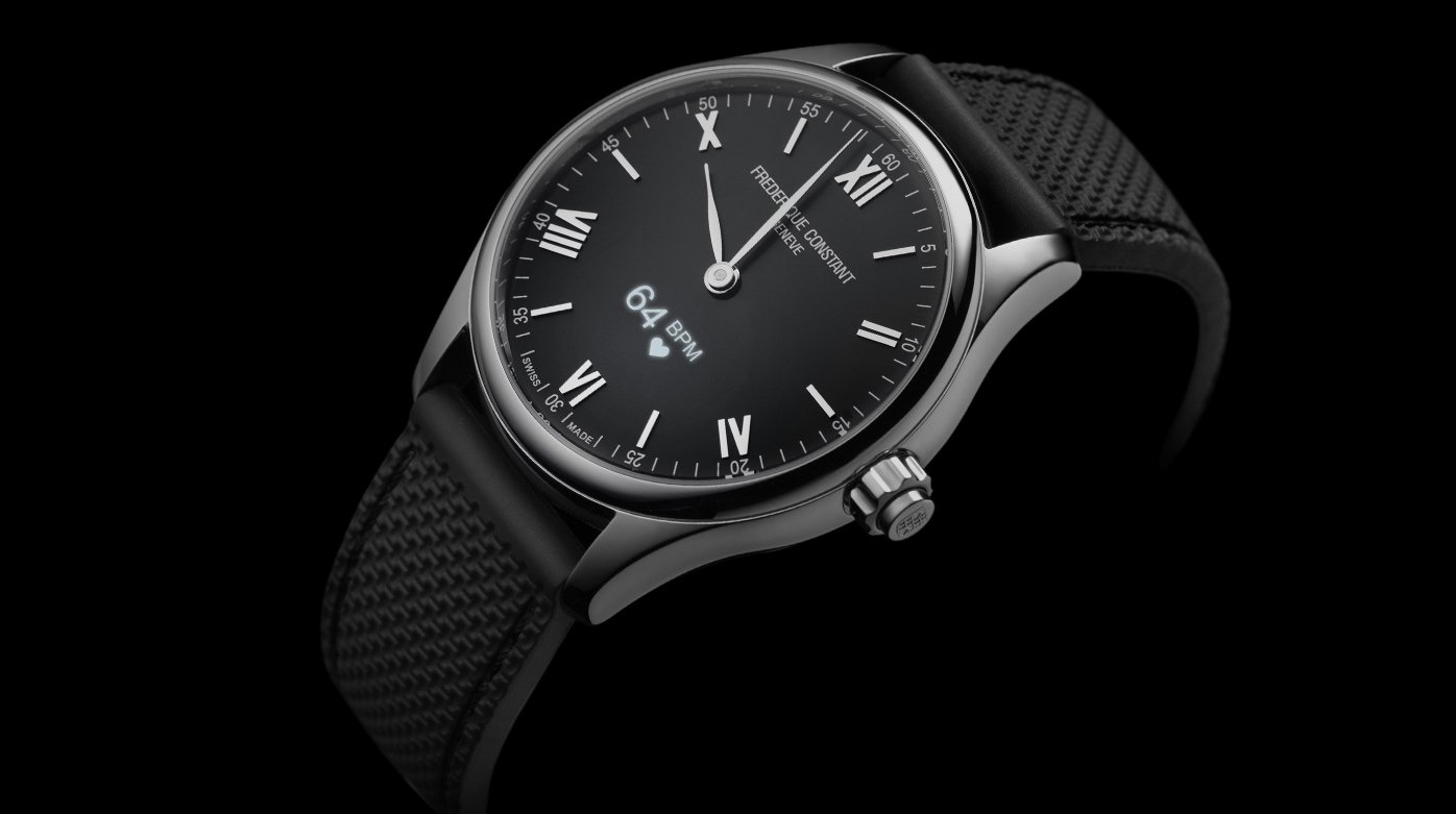 Frédérique Constant - At the heart of the Smartwatch debate