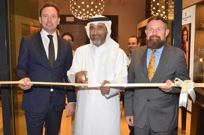 First mono-brand boutique in Qatar