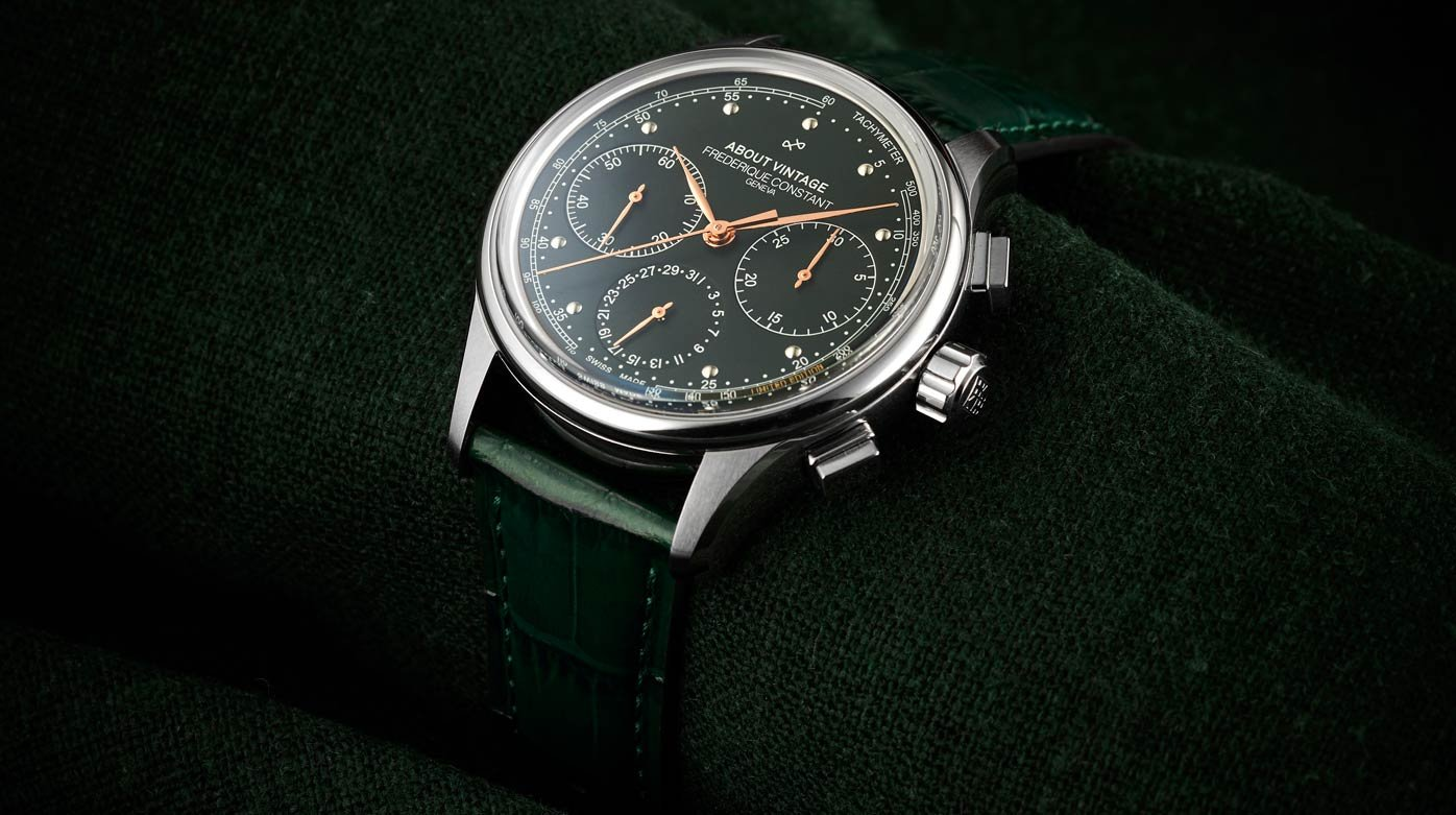 Frédérique Constant - Limited Edition 1988 Flyback Chronograph